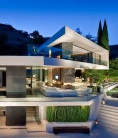 Modern Hill House Designs by 25 Best Ideas About Modern Houses On Pinterest Luxury
