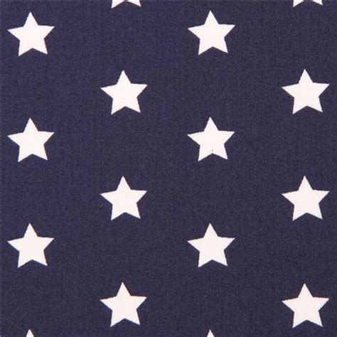 navy blue pattern material navy blue star pattern fabric by dear stella usa kawaii