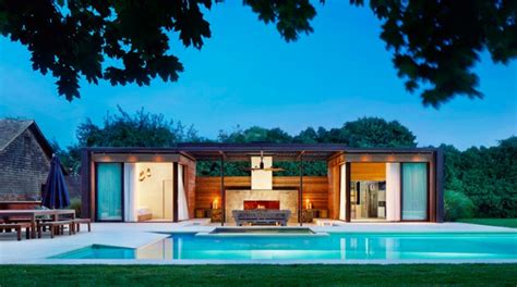 Pool House Design by 11 Id 233 Es Pour Int 233 Grer Un Pool House Moderne 224 Cot 233 De
