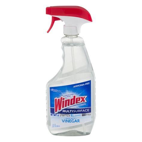 windex multisurface vinegar ammonia free from food lion