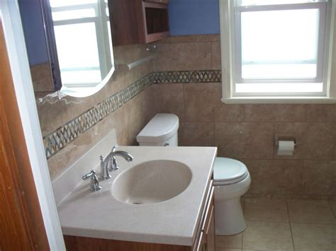 5 by 7 bathroom design how a small outdated bathroom was transformed into feeling