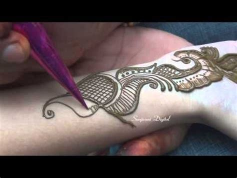 henna tattoo application best arabic mehendi 2013 how to apply henna mehndi