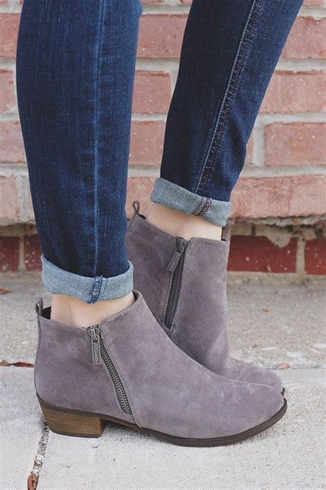 flat bootie best 25 flat booties ideas on pinterest brown ankle