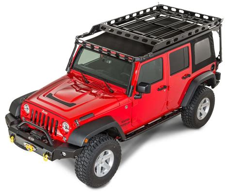 Wrangler Unlimited Roof Rack by Lod Easy Access Roof Rack System For 07 16 Jeep 174 Wrangler