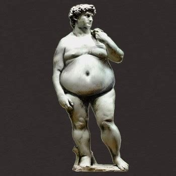 michelangelo s david some facts you might not know visit tuscany overweight david statue by lookatmeshirts teenormous com