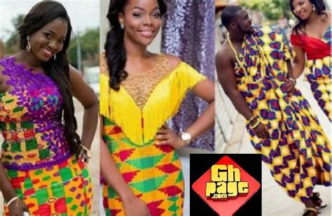 group kente styles photos 8 of the best kente gowns spotted on the internet