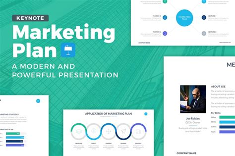 marketing presentation template 25 modern premium keynote templates design shack