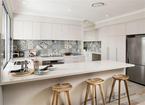 küchengestaltung fliesenspiegel fliesenspiegel in der k 252 che ideen mit patchwork mustern