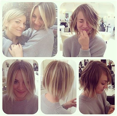 kaley cuoco chops her locks again debuts new pixie hair cut kaley cuoco channels jennifer lawrence as she goes for the
