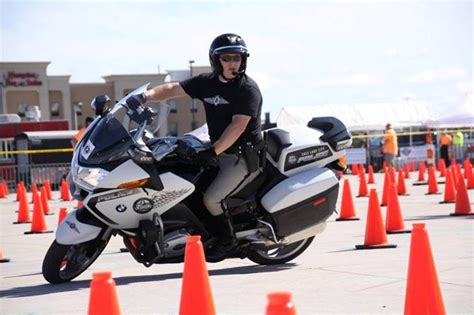 Motorrad Cops by Slcpd Takes 2nd Place In National Motorcycle