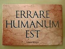 to err is human wiktionary