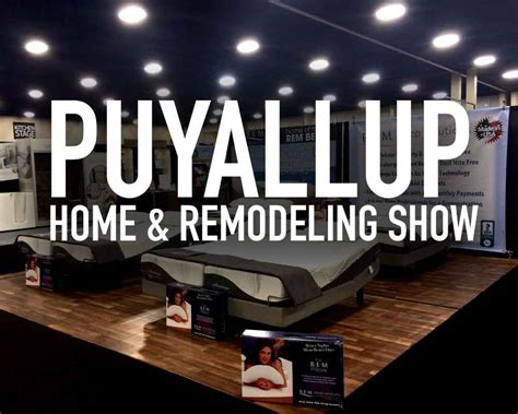 puyallup home and remodeling show