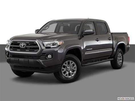 2017 toyota tacoma double cab | pricing, ratings & reviews
