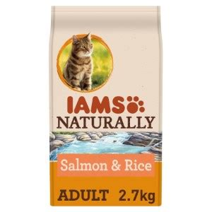Proplan Cat Salmon 7kg Khusus Gojek iams naturally cat with atlantic salmon and rice 2 7kg pets at home