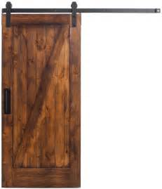 Barn Yard Doors Z Style Interior Sliding Barn Door Rustica Hardware