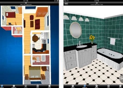 home design 3d for ipad tutorial 7 tablet apps for the interior designer in you