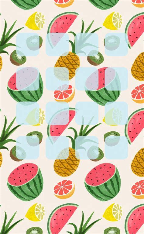 Pineapple Background Kuning rak buah merah kuning hijau untuk wanita wallpaper sc