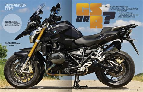 bmw motorcycle magazine winter  issue   bmw