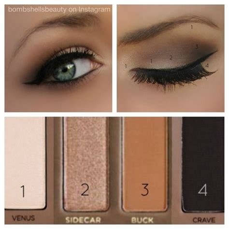 Murah Eyeshadow Decay Smoky Smokey Eye Eyeshadow neutral smokey using the decay palette 2 i seriously this it s so