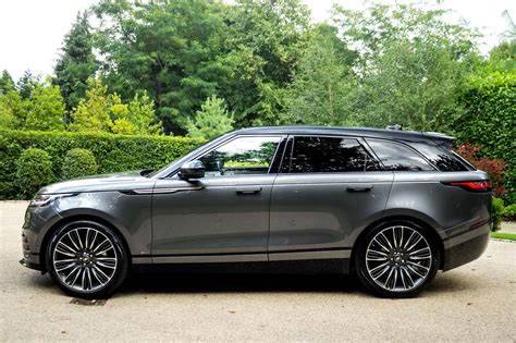 land rover velar for sale used 2017 land rover velar edition for sale in