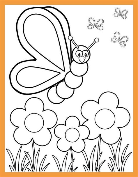 printable spring images excellent printable spring coloring pages kids with spring