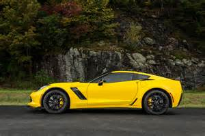 2015 chevrolet corvette z06 side profile photo 4