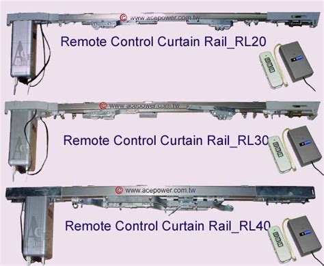 curtain remote control system blinds