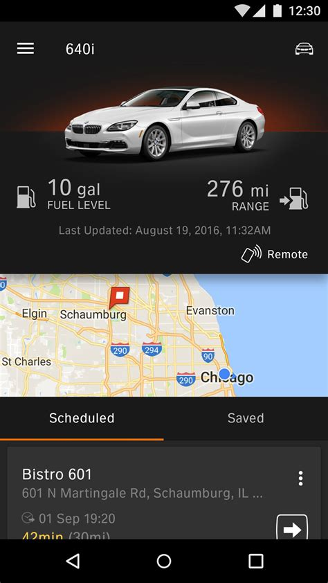 Bmw Apps by Bmw Connected App Coming To Android Devices This October