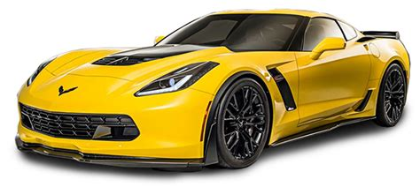 yellow porsche png corvette car png image png mart