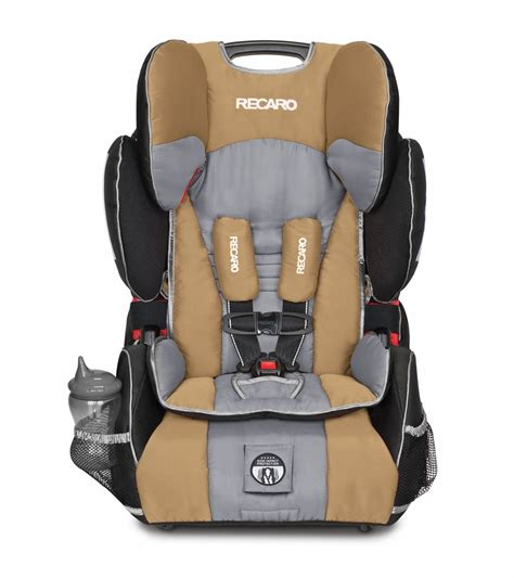 recaro booster seat recaro performance sport combination harness to booster