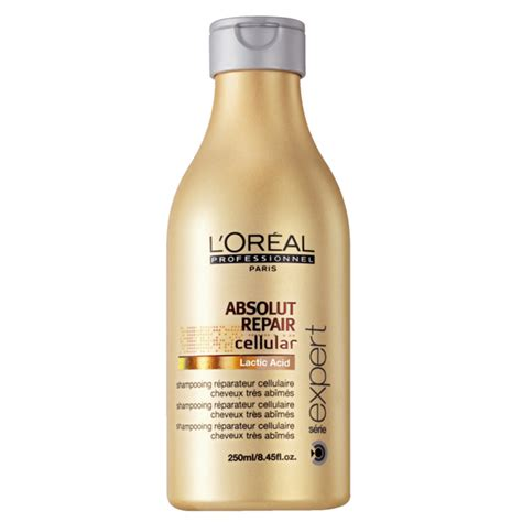 L Repair by L Oreal Professionnel Absolut Repair Shoo 250 Ml