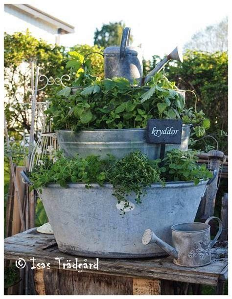 plant a container herb garden garden grit magazine 89 best gardens containers images on pinterest