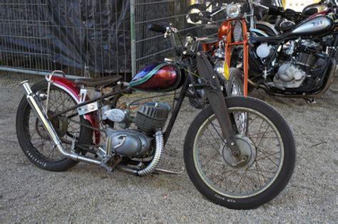 Motorrad Und Zweiradwerk Gmbh Zschopau by Mz Ts 150 Motos Histoires Custom Bike