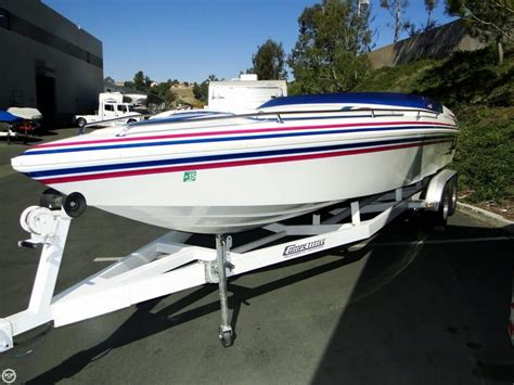 eliminator boats 250 eagle xp 1996 used eliminator eagle xp 250 high performance boat