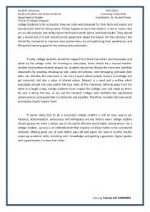 Student Success Strategies Essay by Essays For Students Essays The