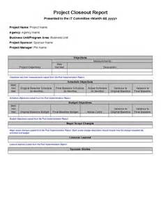 project closeout template doc 400266 project closeout project closeout checklist