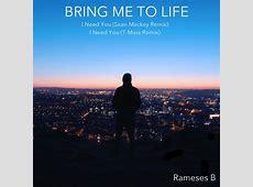 Rameses B feat. Charlotte Haining - Bring Me To Life ... I'm Lost Lyrics