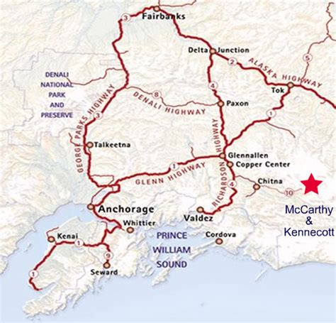 printable driving directions from one place to another map of alaska