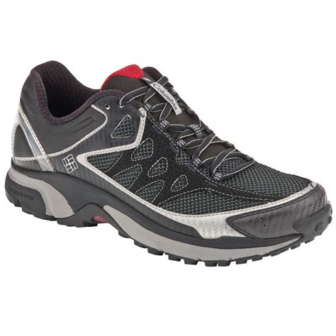 stability trail running shoes columbia ravenous stability trail running shoe s