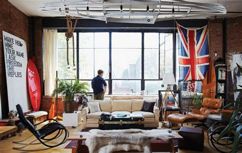 20 Masculine Bachelor Pad Living Rooms Home Design And