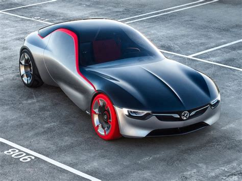 Who Makes Opel Cars Opel Gt Concept Car Design