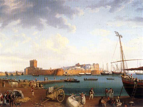 indirizzo porto di napoli vedute dei porti regno scheda opera arte it