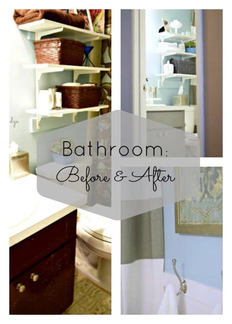 diy home updates before and after bathroom diy updates crafts diy home
