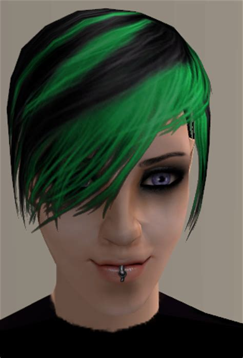 sims 2 emo hair mod the sims emo boy