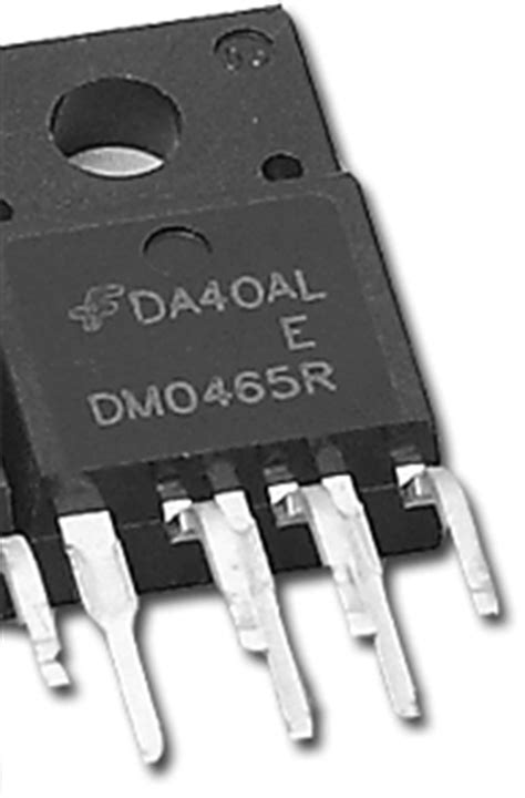 DM0565RBI Datasheet, DM0565RBI PDF, Pinouts, Circuit
