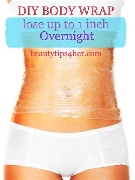 Detox Wrap Colorado Springs by Diy Wrap Lose Up To 1 Inch Overnight Diy