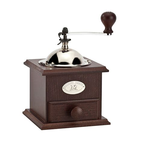 peugeot coffee grinder peugeot nostalgie coffee mill walnut cutlery and more