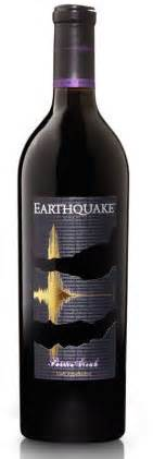 earthquake zinfandel 2013 2013 michael david winery earthquake petite sirah lodi