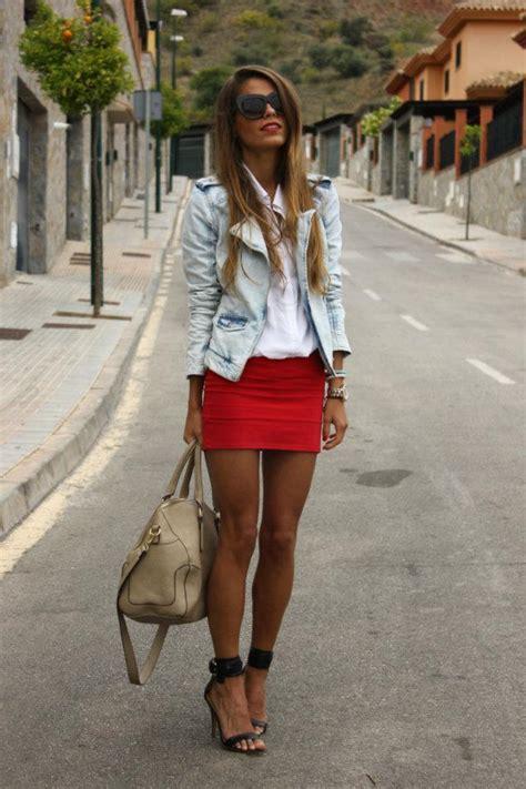 extreme micro mini skirts tumblr how to wear a red skirt 2018 fashiongum com