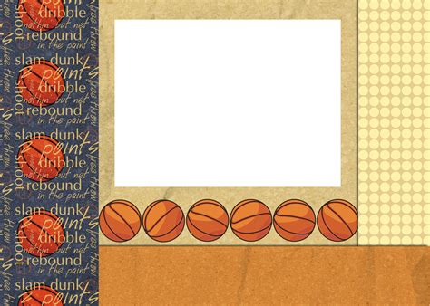 basketball templates basketball border templates search results calendar 2015